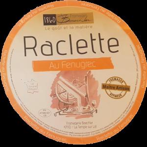 Raclette Au Fenugrec